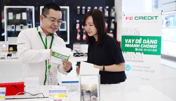 Fe Credit tưng bừng triển khai nhiều chương trình ưu đãi cho vay tiêu dùng hấp dẫn