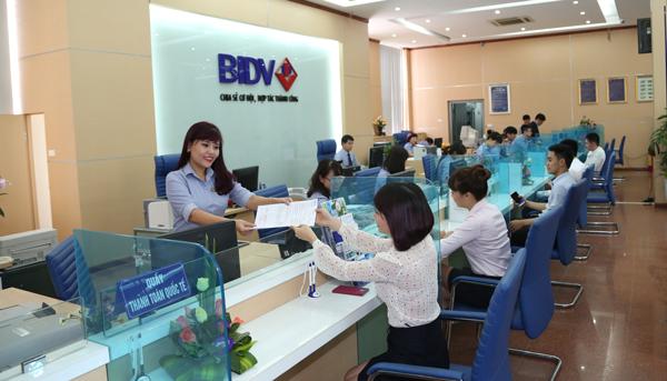 Điều kiện và thủ tục hồ sơ vay thấu chi tín chấp BIDV