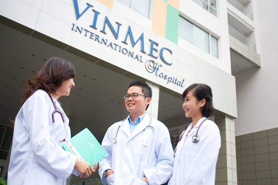 Bảo hiểm sức khỏe Vinmec cung cấp dịch vụ y tế chất lượng cao tại bệnh viện hàng đầu Việt Nam