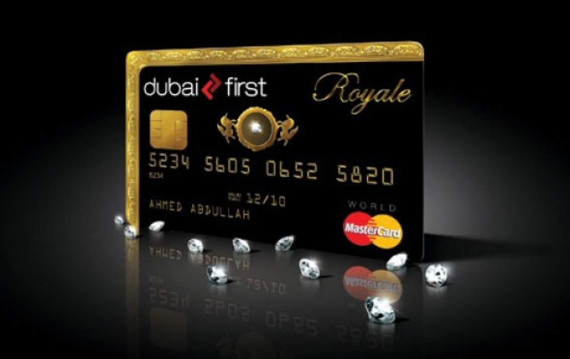 Image result for Dubai First Royale MasterCard