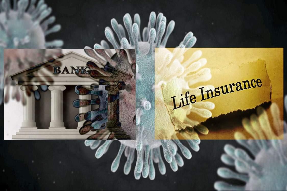 Dịch bệnh Corona sẽ tác động tới ngành ngân hàng, bảo hiểm