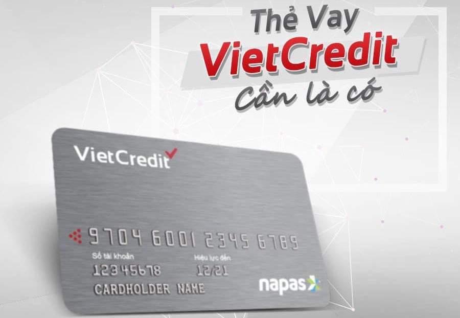 Cách đăng ký và sử dụng thẻ tín dụng VietCredit đơn giản nhất
