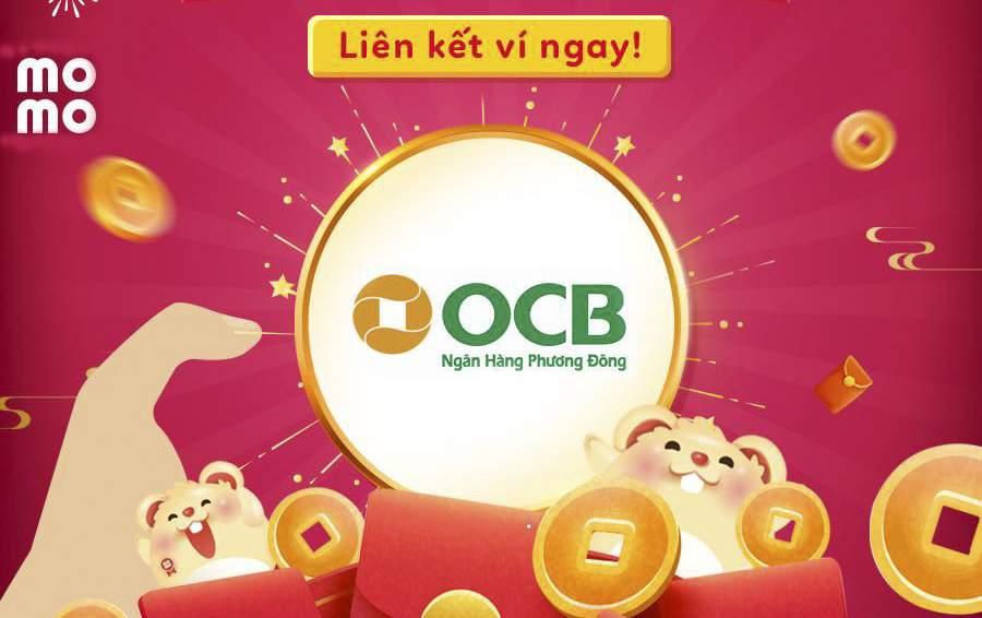 Hướng dẫn liên kết thẻ OCB với MoMo