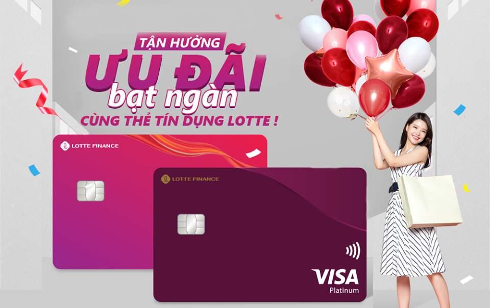Thẻ tín dụng Lotte Finance là gì? Hướng dẫn mở thẻ tín dụng Lotte Finance
