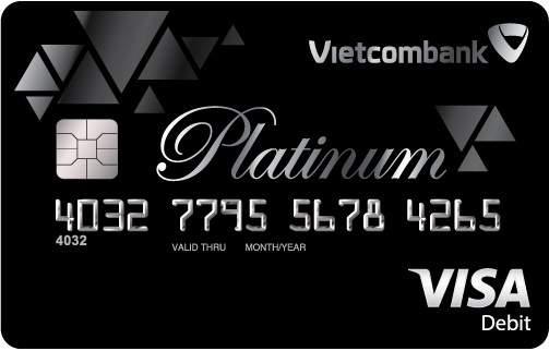 Thẻ tín dụng Vietcombank Visa Platinum là gì?