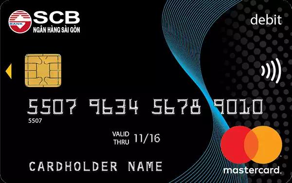 Thẻ thanh toán SCB BeYOU - Cùng bạn khám phá mọi tiện ích