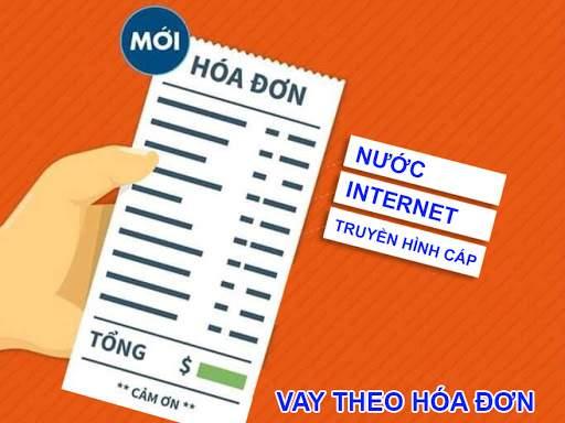 Vay theo hóa đơn Internet/Truyền hình cáp dễ dàng hơn bao giờ hết