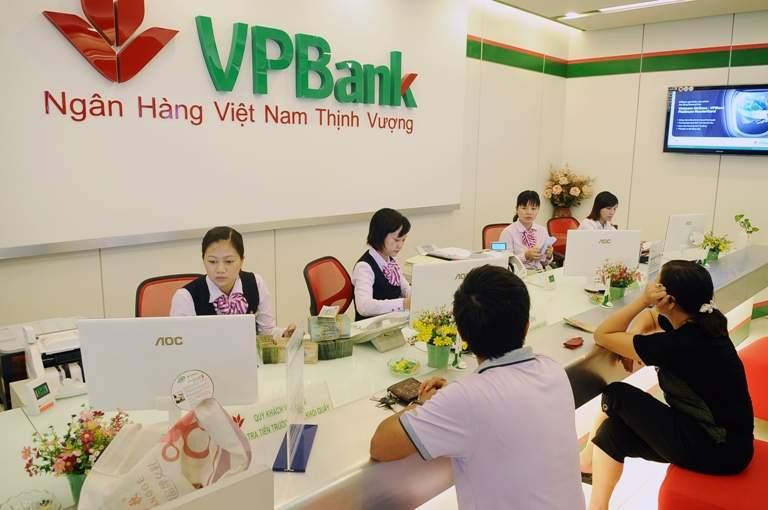 Làm thủ tục vay vốn thế chấp Vpbank