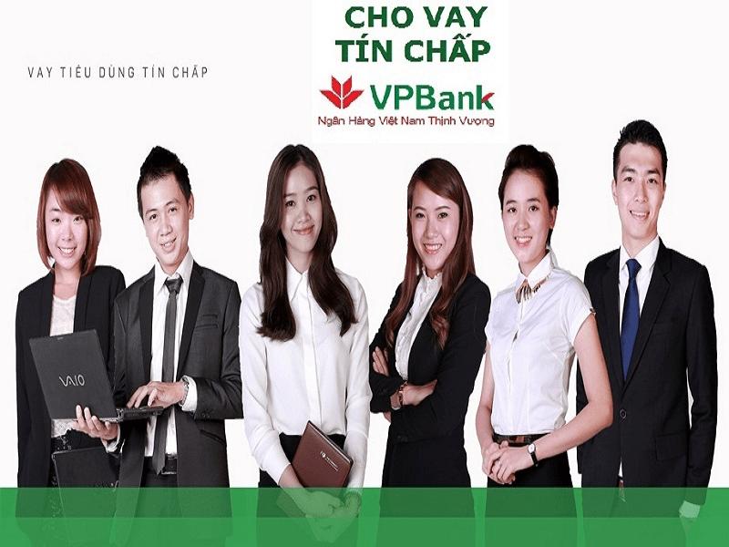 Vay tiêu dùng của VP Bank